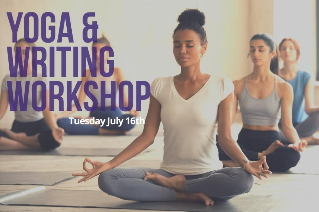Yoga & Writing