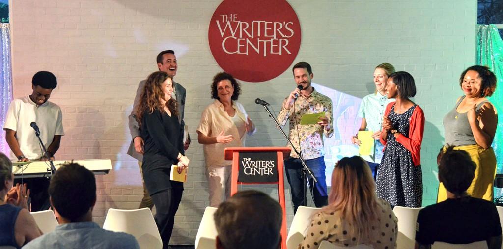 The Writer's Center LIVE!