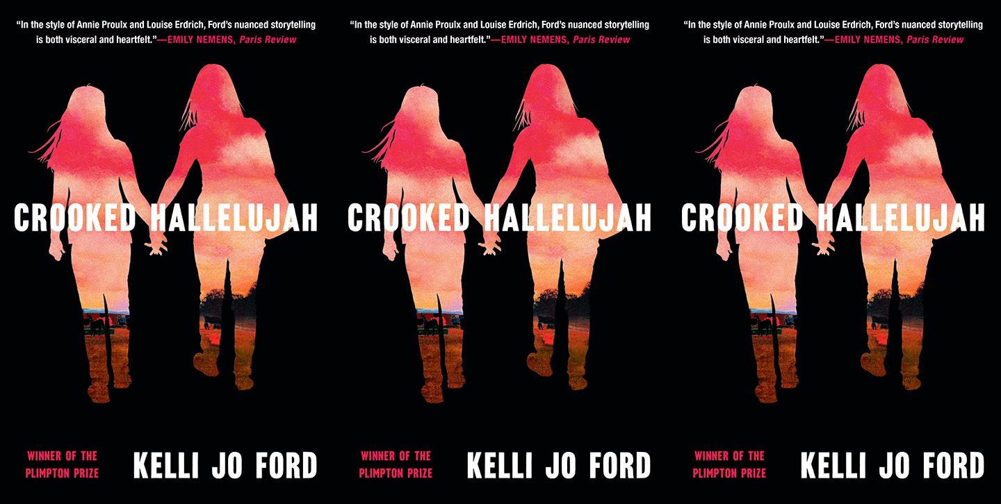 Crooked Hallelujah by Kelly Jo Ford