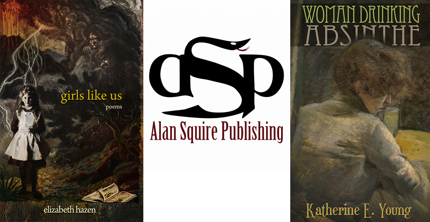 Alan Squire Publishing event