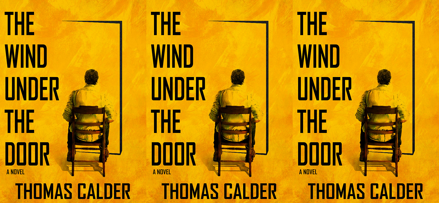 The Wind Under the Door by Thomas Calder