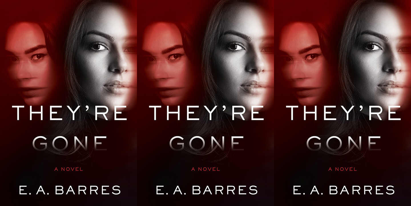 Theyre Gone by EA Aymar h